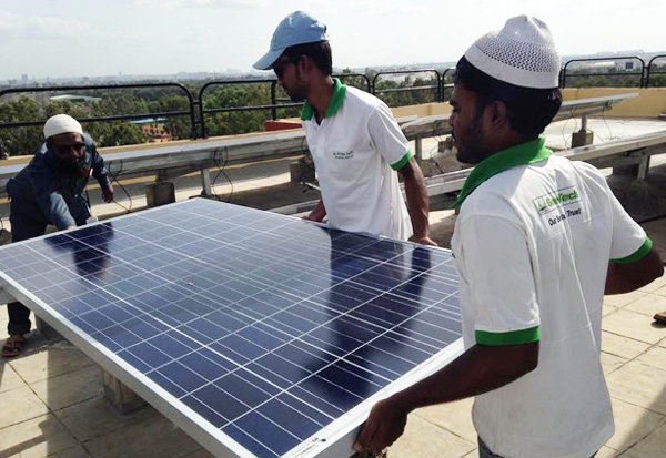Solar Power Companies in Bangalore