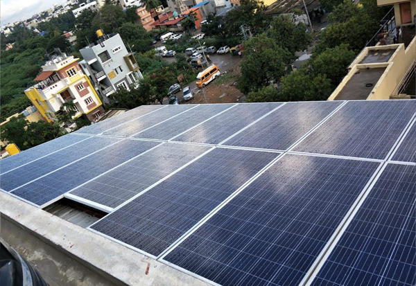 Solar Power Plant Company in Bangalore