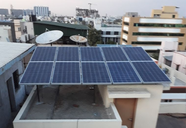 Solar Manufacturing Companies in Bangalore